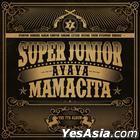 Super Junior Vol. 7 - Mamacita (Version A)