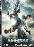 The Divergent Series: Insurgent (2015) (DVD) (Hong Kong Version)