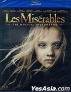 Les Miserables (2012) (Blu-ray) (Taiwan Version)