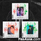 Super Junior-D&E Mini Album Vol. 4 - BAD BLOOD (Hot Blood + Cold Blood + Balance Version)