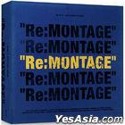 Block B Mini Album Vol. 6 Repackage - Re:MONTAGE (Taiwan Imported Version)