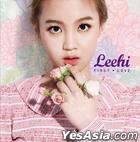Lee Hi Vol. 1 - First Love (CD + Folder) (Version A) (Taiwan Limited Edition)