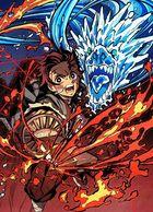 Demon Slayer: Kimetsu no Yaiba Vol.8 (Blu-ray) (Japan Version)