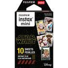 Fujifilm Instax Mini Film (Star Wars 2020) (10 Sheets per Pack)