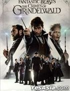 Fantastic Beasts: The Crimes of Grindelwald (2018) (DVD) (Thailand Version)