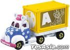 Disney Motors : 5 Colors Dream Carry Daisy Duck