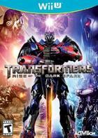 Transformers Rise of the Dark Spark (Wii U) (US Version)