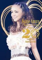 namie amuro 5 Major Domes Tour 2012 -20th Anniversary Best- [Blu-ray+2CD] (Japan Version)