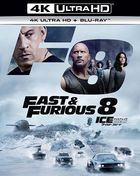 The Fate of the Furious (4K Ultra HD + Blu-ray) (Japan Version)