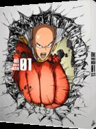 One Punch Man Vol.1 (DVD+CD) (Limited Edition)(Japan Version)