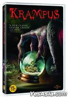 Krampus (DVD) (Korea Version)