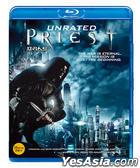 Priest (2011) (Blu-ray) (Korea Version)