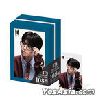 BTS Mini Jigsaw Puzzle & Frame (108 Pieces) (Jin)