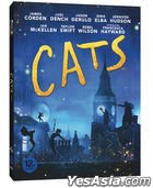 Cats (2019) (Blu-ray) (First Press O-Ring Case) (Korea Version)