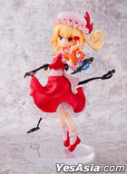 Touhou Project : Flandre Scarlet Pre-painted PVC Figure