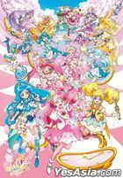 PreCure Miracle Leap : Mysterious Day with Everyone  (Jigsaw Puzzle 500 Large Pieces) (500T-L27)