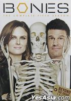 Bones (DVD) (Ep. 1-22) (The Complete Fifth Season) (US Version)