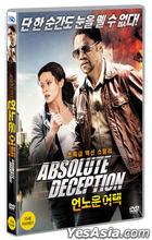 Absolute Deception (DVD) (Korea Version)