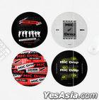 BTS - MIC Drop Mouse Pad (MIC Drop) (Black)