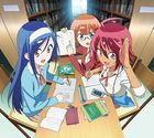 Houkago no Liberty [Anime Ver.] (SINGLE+DVD)  (First Press Limited Edition) (Japan Version)