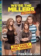 We're the Millers (2013) (DVD) (Hong Kong Version)