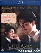 Little Ashes (Blu-ray) (Hong Kong Version)