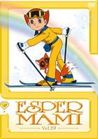 TV ANIMATION[ESPER MAMI]DVD 19 (Japan Version)