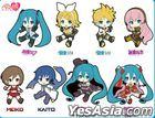 Piapro Characters : Petanko Trading Rubber Strap