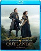 Outlander Season 4 (Blu-ray Complete Box) (Japan Version)