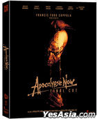 Apocalypse Now (4K Ultra HD + Blu-ray) (6-Disc) (Steelbook Full Slip Limited Edition) (Korea Version)
