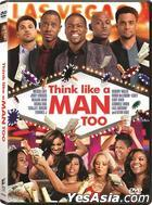 Think Like A Man Too (2014) (DVD) (Hong Kong Version)