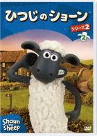 Shaun the Sheep Series 2 Vol.2 (DVD) (Japan Version)