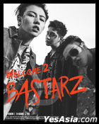Block B Bastarz Mini Album Vol. 2 - Welcome 2 Bastarz