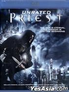 Priest (2011) (Blu-ray) (Hong Kong Version)