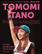 GiRLPOP EXTRA TOMOMI ITANO PHOTO MAGAZINE Live Tour -S×W×A×G- Documentary