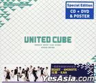 United Cube (CD + DVD) (Hong Kong Version)