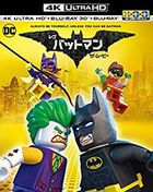 The Lego Batman Movie (4K Ultra HD + 3D + 2D Blu-ray) (Japan Version)