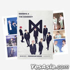 2018 Monsta X World Tour The Connect - PROGRAM BOOK