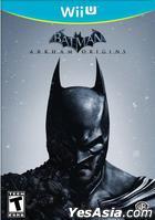 Batman Arkham Origins (Wii U) (US Version)