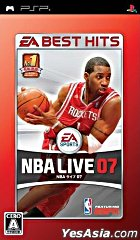 NBA Live 07 (Bargain Edition) (Japan Version)