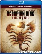 The Scorpion King: Book of Souls (2018) (Blu-ray + DVD + Digital) (US Version)