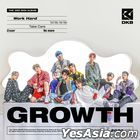 DKB Mini Album Vol. 3 - GROWTH + Poster in Tube