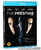 The Prestige (4K Ultra HD + 2D Blu-ray) (3-Disc) (Korea Version)