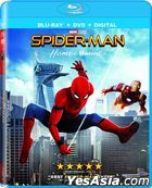 Spider-Man: Homecoming (2017) (Blu-ray) (US Version)