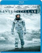 INTERSTELLAR (Blu-ray)(Japan Version)
