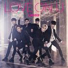 LOVE ON U (SINGLE+DVD)(Japan Version)