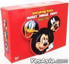 Everybody Loves DVD Boxset (Hong Kong Version)