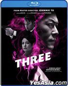 Three (2016) (Blu-ray) (US Version)