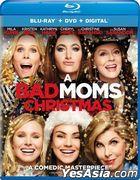 A Bad Moms Christmas (2017) (Blu-ray + DVD + Digital) (US Version)
