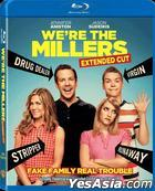 We're the Millers (2013) (Blu-ray) (Hong Kong Version)